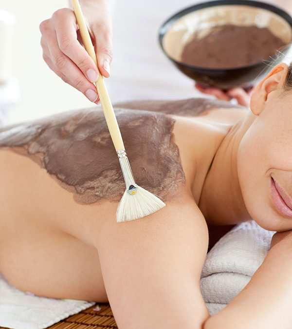 Chocolate Body Wrap Treatments for Professionals