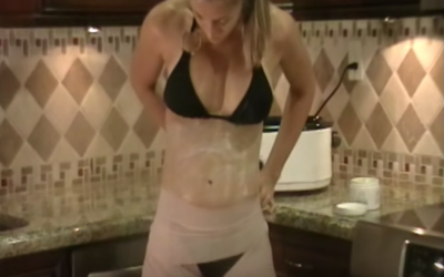 Slender Results Full Body Wrap Do-it-yourself